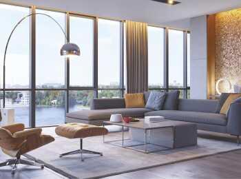 Дизайнерская отделка и меблировки квартир